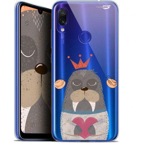"""Coque Gel Xiaomi Redmi Note 7 (6.3"""") Extra Fine Motif - Sketchy Walrus"""