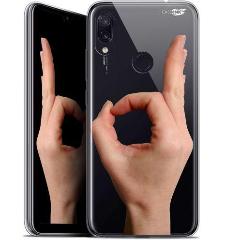 "Coque Gel Xiaomi Redmi Note 7 (6.3"") Extra Fine Motif -  Le Jeu du Rond"