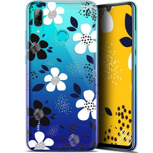 "Coque Crystal Gel Huawei P Smart 2019 (6.21"") Extra Fine Motif - Marimeko Style"