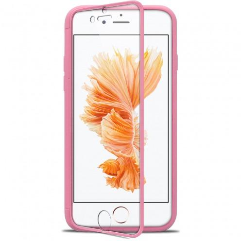 coque iphone 6 antichoc rose