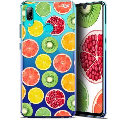 "Coque Crystal Gel Huawei P Smart 2019 (6.21"") Extra Fine Motif - Fruity Fresh"