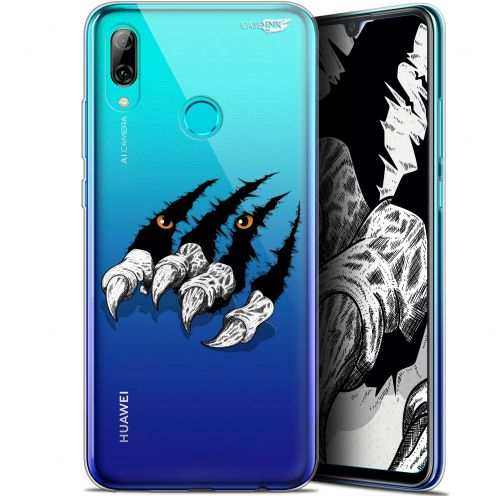 """Coque Crystal Gel Huawei P Smart 2019 (6.21"""") Extra Fine Motif -  Les Griffes"""