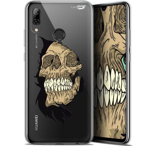 "Coque Crystal Gel Huawei P Smart 2019 (6.21"") Extra Fine Motif -  Craneur"