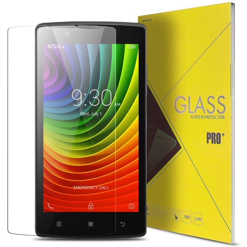 Protection d'écran Verre trempé Lenovo A1000 - 9H Glass Pro+ HD XthicknessX 2.5D