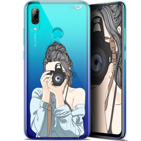 "Coque Crystal Gel Huawei P Smart 2019 (6.21"") Extra Fine Motif - La Photographe"