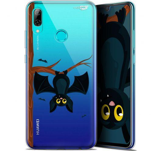 "Coque Crystal Gel Huawei P Smart 2019 (6.21"") Extra Fine Motif - Petite Chauve Souris"