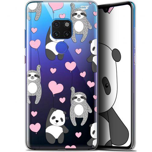 "Coque Crystal Gel Huawei Mate 20 (6.5"") Extra Fine Motif -  Panda'mour"