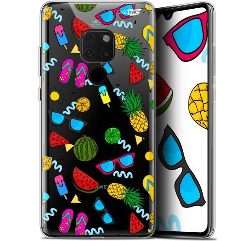 "Coque Crystal Gel Huawei Mate 20 (6.5"") Extra Fine Motif -  Summers"