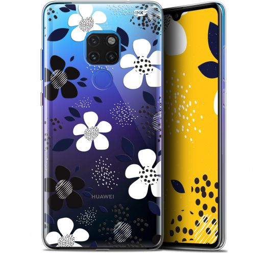 "Coque Crystal Gel Huawei Mate 20 (6.5"") Extra Fine Motif -  Marimeko Style"