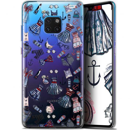 """Coque Crystal Gel Huawei Mate 20 (6.5"""") Extra Fine Motif - Fashionista"""
