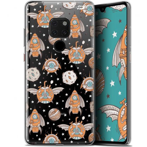 "Coque Crystal Gel Huawei Mate 20 (6.5"") Extra Fine Motif -  Punk Space"
