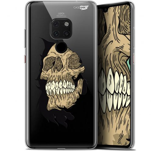 "Coque Crystal Gel Huawei Mate 20 (6.5"") Extra Fine Motif - Craneur"