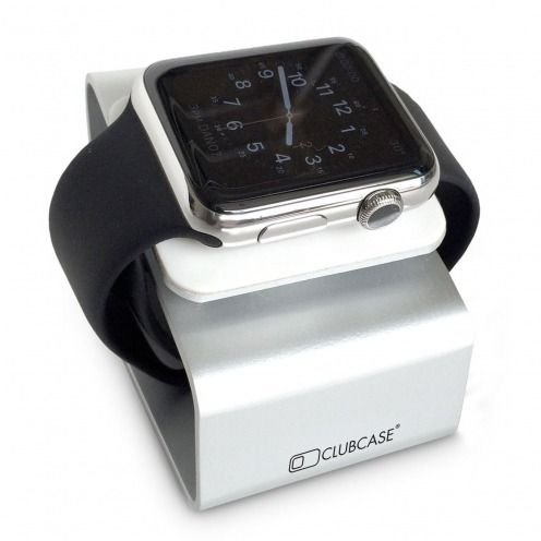 Support de bureau pour Apple Watch 38/42 mm Aluminium