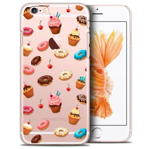 Coque Crystal iPhone 6/6s Plus 5.5 Extra Fine Foodie - Donuts