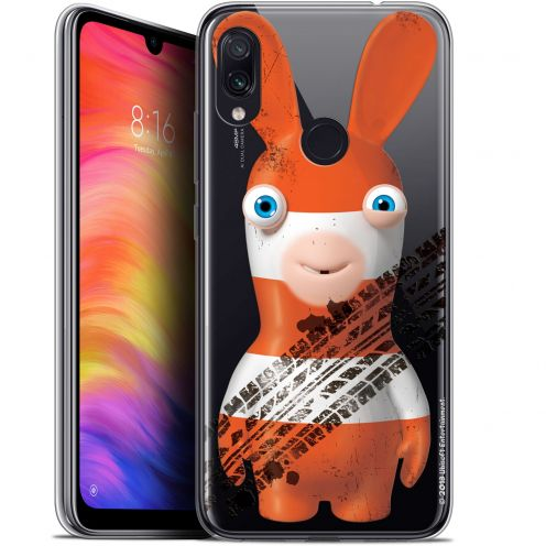"""Coque Gel Xiaomi Redmi Note 7 (6.3"""") Extra Fine Lapins Crétins™ - On the Road"""
