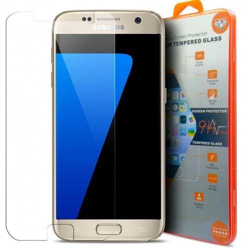 Protection d'écran Verre trempé Samsung Galaxy S7 - 9H Glass Pro+ HD 0.33mm 2.5D