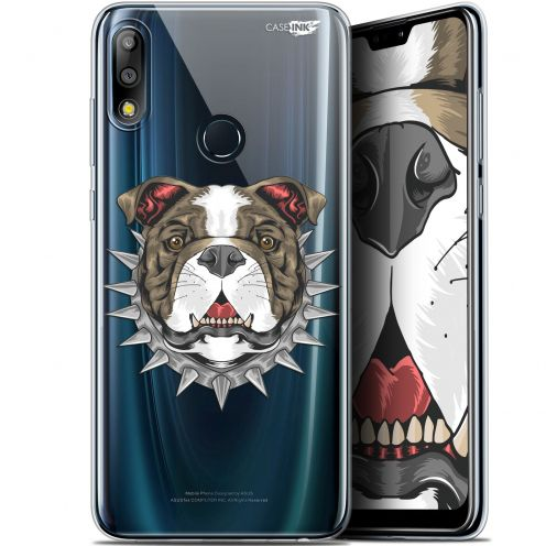 "Coque Gel Asus Zenfone Max Pro (M2) ZB631KL (6.26"") Extra Fine Motif -  Doggy"