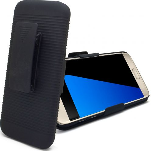 """Coque Ceinture """"HOLSTER"""" Samsung Galaxy S7 Noire"""