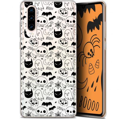"Coque Gel Huawei P30 (6.1"") Extra Fine Halloween - Spooky"