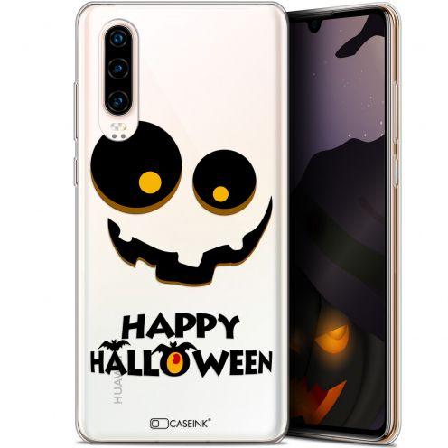 """Coque Gel Huawei P30 (6.1"""") Extra Fine Halloween - Happy"""