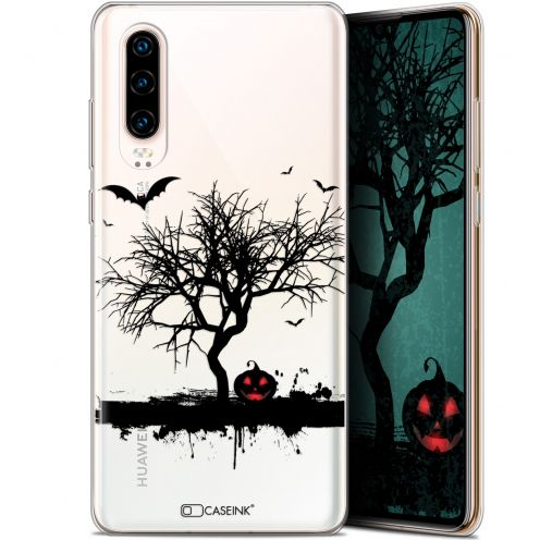 "Coque Gel Huawei P30 (6.1"") Extra Fine Halloween - Devil's Tree"