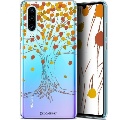 "Coque Gel Huawei P30 (6.1"") Extra Fine Autumn 16 - Tree"
