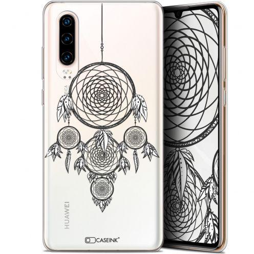 "Coque Gel Huawei P30 (6.1"") Extra Fine Dreamy - Attrape Rêves NB"