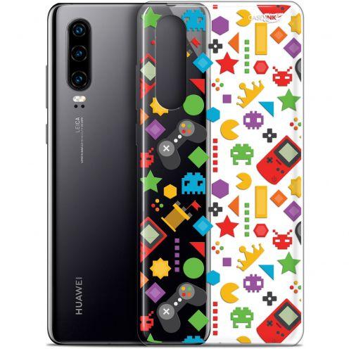 "Coque Gel Huawei P30 (6.1"") Extra Fine Motif - PacMan"