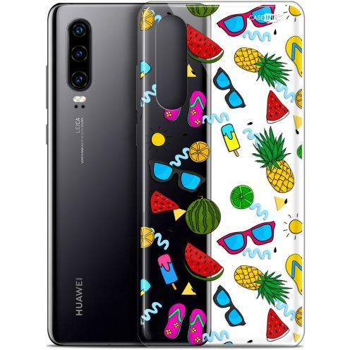 "Coque Gel Huawei P30 (6.1"") Extra Fine Motif - Summers"