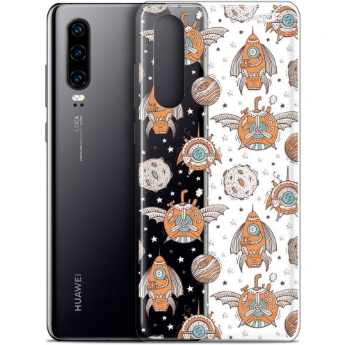 "Coque Gel Huawei P30 (6.1"") Extra Fine Motif - Punk Space"