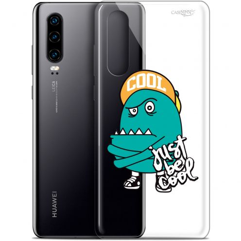 "Coque Gel Huawei P30 (6.1"") Extra Fine Motif - Be Cool"