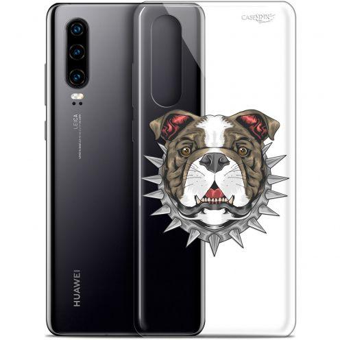 "Coque Gel Huawei P30 (6.1"") Extra Fine Motif - Doggy"