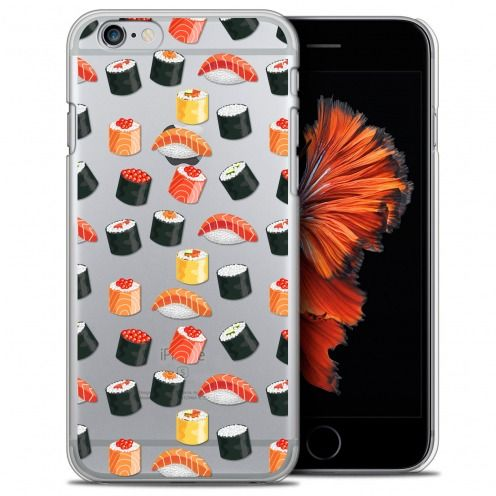 Coque Crystal iPhone 6/6s (4.7) Extra Fine Foodie - Sushi