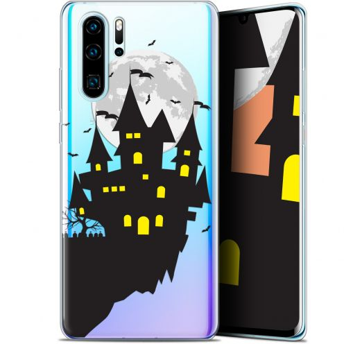 "Coque Gel Huawei P30 Pro (6.47"") Extra Fine Halloween - Castle Dream"