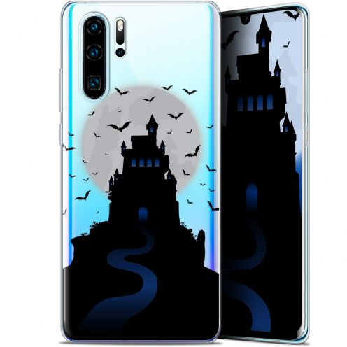 "Coque Gel Huawei P30 Pro (6.47"") Extra Fine Halloween - Castle Nightmare"