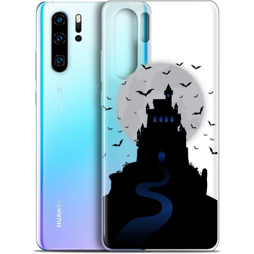 "Coque Gel Huawei P30 Pro (6.47"") Extra Fine Halloween - Castle Nightmare"