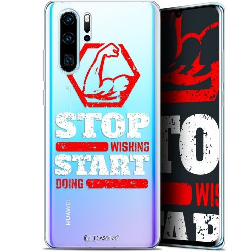 "Coque Gel Huawei P30 Pro (6.47"") Extra Fine Quote - Start Doing"