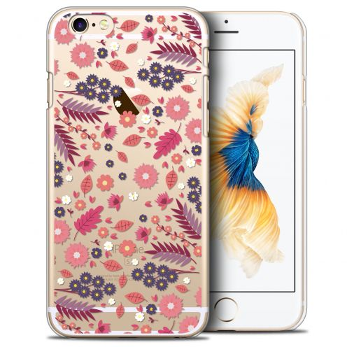 Coque Crystal iPhone 6/6s (4.7) Extra Fine Spring - Floraison
