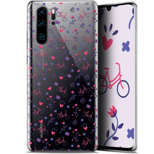 "Coque Gel Huawei P30 Pro (6.47"") Extra Fine Love - Bicycle"