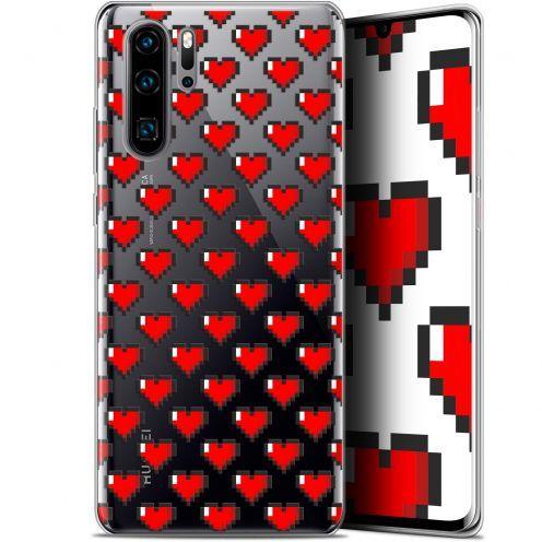 "Coque Gel Huawei P30 Pro (6.47"") Extra Fine Love - Pixel Art"