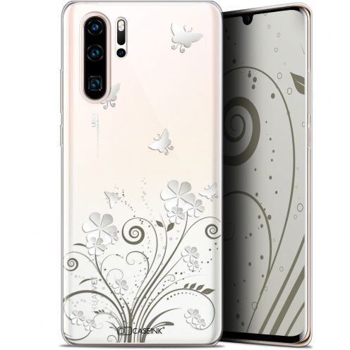 "Coque Gel Huawei P30 Pro (6.47"") Extra Fine Summer - Papillons"
