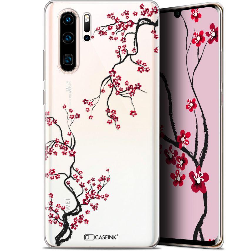 "Coque Gel Huawei P30 Pro (6.47"") Extra Fine Summer - Sakura"