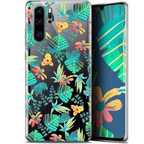 "Coque Gel Huawei P30 Pro (6.47"") Extra Fine Spring - Tropical"