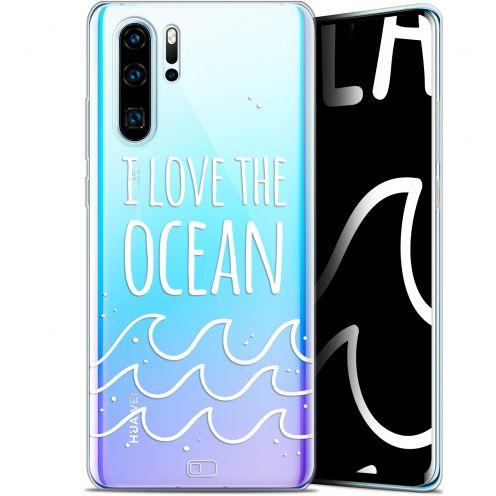 "Coque Gel Huawei P30 Pro (6.47"") Extra Fine Summer - I Love Ocean"