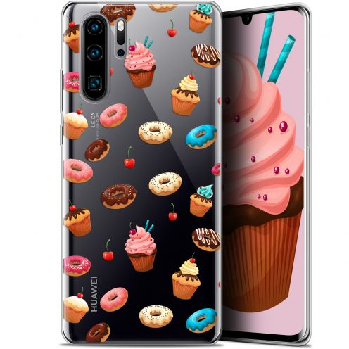 "Coque Gel Huawei P30 Pro (6.47"") Extra Fine Foodie - Donuts"