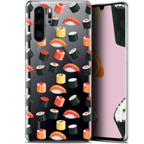 "Coque Gel Huawei P30 Pro (6.47"") Extra Fine Foodie - Sushi"