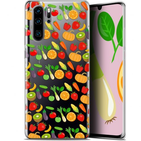 "Coque Gel Huawei P30 Pro (6.47"") Extra Fine Foodie - Healthy"