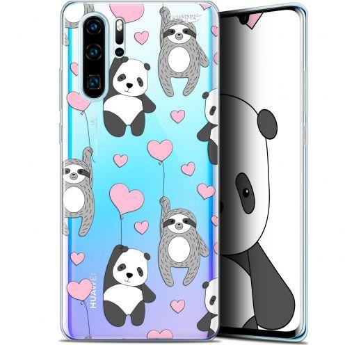 """Coque Gel Huawei P30 Pro (6.47"""") Extra Fine Motif - Panda'mour"""