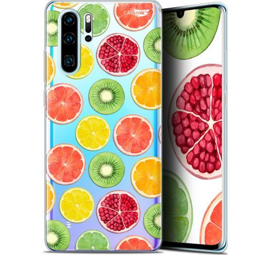 "Coque Gel Huawei P30 Pro (6.47"") Extra Fine Motif - Fruity Fresh"