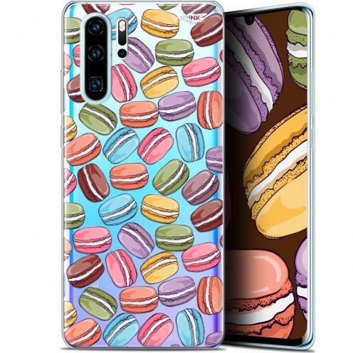 """Coque Gel Huawei P30 Pro (6.47"""") Extra Fine Motif - Macarons"""